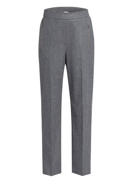 STELLA McCARTNEY Hose CLAIRE , Farbe: GRAU MELIERT (Bild 1)