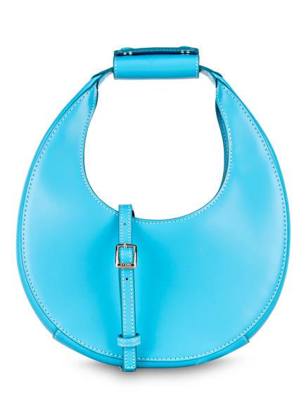 STAUD Handtasche MOON MINI, Farbe: TÜRKIS (Bild 1)