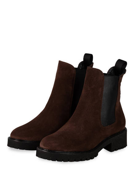 Högl Chelsea-Boots, Farbe: DUNKELBRAUN (Bild 1)