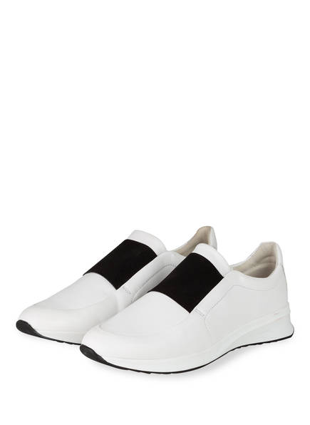 Högl Slip-on-Sneaker, Farbe: WEISS/ SCHWARZ (Bild 1)