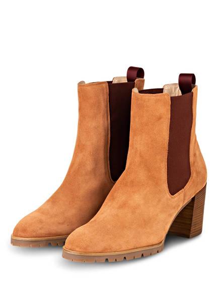 Högl Chelsea-Boots, Farbe: HELLORANGE (Bild 1)