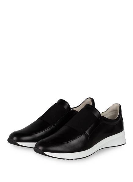 Högl Slip-on-Sneaker, Farbe: SCHWARZ (Bild 1)