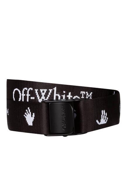 OFF-WHITE Gürtel, Farbe: SCHWARZ (Bild 1)