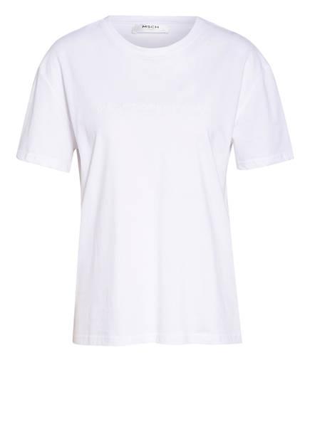MOSS COPENHAGEN T-Shirt LIV, Farbe: WEISS (Bild 1)