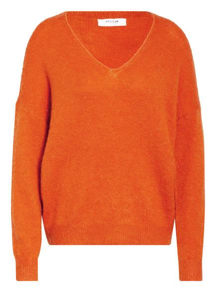 MOSS COPENHAGEN Pullover, Farbe: DUNKELORANGE (Bild 1)