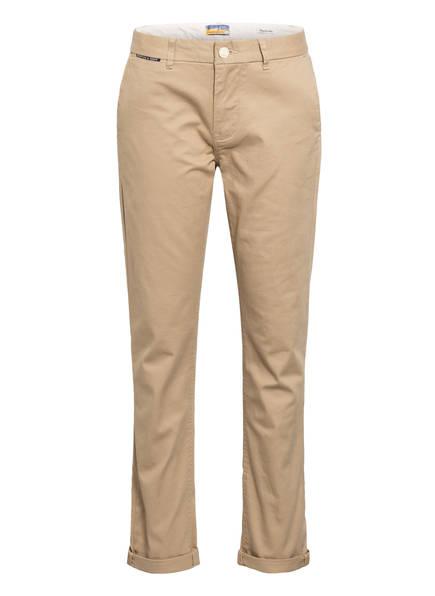 SCOTCH SHRUNK Chino Regular Slim Fit, Farbe: BEIGE (Bild 1)