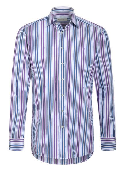 ETRO Hemd WARREN Regular Fit, Farbe: WEISS/ LILA/ BLAU GESTREIFT (Bild 1)