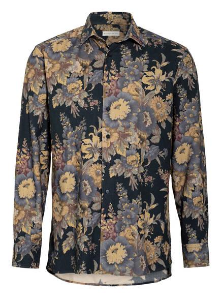 ETRO Hemd Regular Fit, Farbe: DUNKELBLAU/ BEIGE/ GRAU (Bild 1)