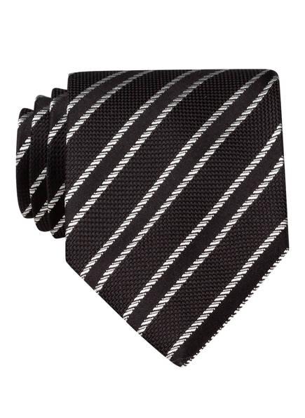 TOM FORD Krawatte, Farbe: SCHWARZ/ WEISS (Bild 1)