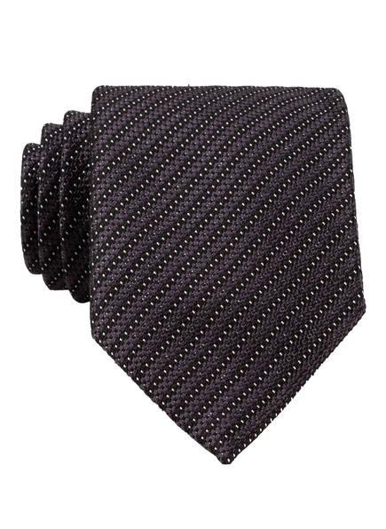 TOM FORD Krawatte, Farbe: DUNKELGRAU/ SCHWARZ/ WEISS (Bild 1)