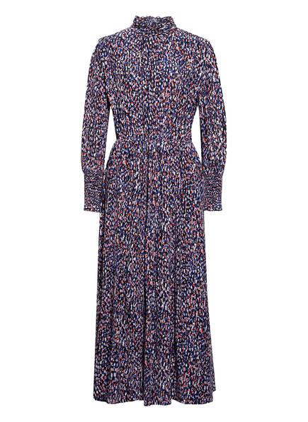 BOSS Kleid DIBBEL mit 3/4-Arm , Farbe: SCHWARZ/ BLAU/ ROT (Bild 1)