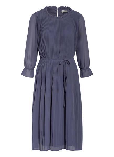 JcSophie Kleid EDITH mit 3/4-Arm , Farbe: BLAU (Bild 1)