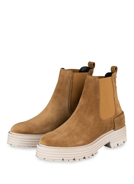 KENNEL & SCHMENGER Chelsea-Boots, Farbe: BRAUN (Bild 1)