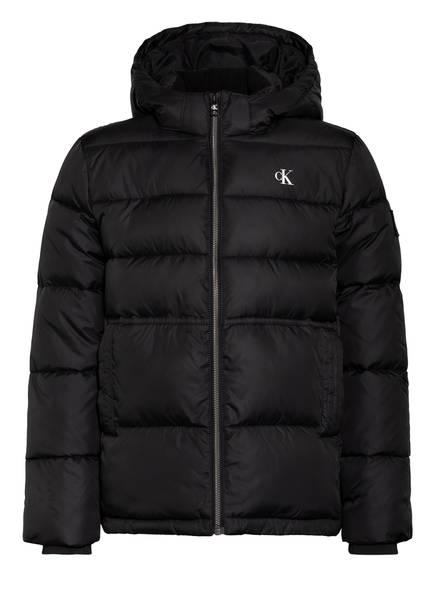 Calvin Klein Steppjacke mit DUPONT™ SORONA®-Isolierung, Farbe: SCHWARZ (Bild 1)