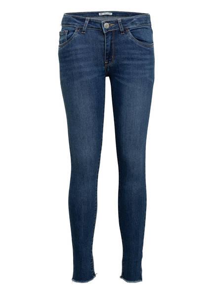 Levi's® Jeans 710 Super Skinny Fit, Farbe: BLAU (Bild 1)
