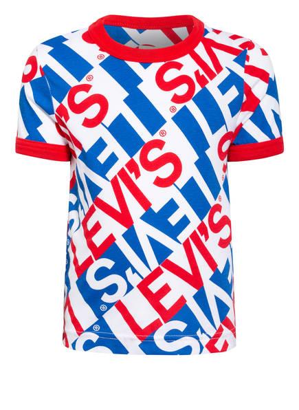Levi's® T-Shirt, Farbe: WEISS/ ROT/ BLAU (Bild 1)