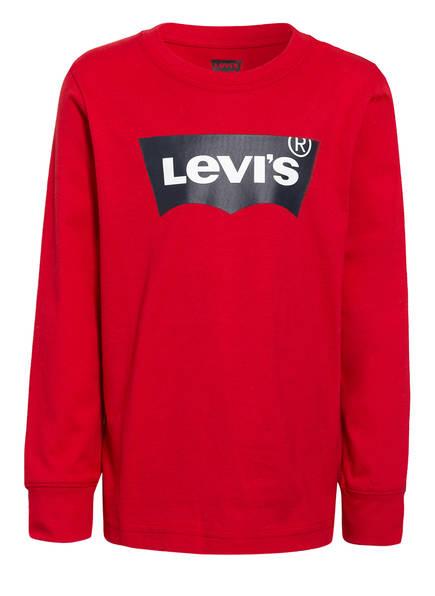 Levi's® Longsleeve, Farbe: ROT (Bild 1)