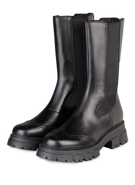 ash Chelsea-Boots, Farbe: SCHWARZ (Bild 1)