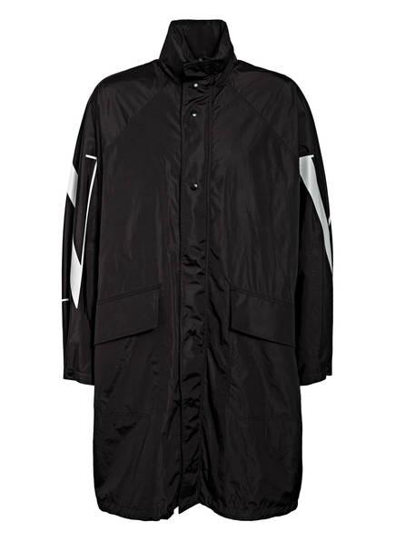 VALENTINO Oversized-Mantel VLTN, Farbe: SCHWARZ/ WEISS (Bild 1)