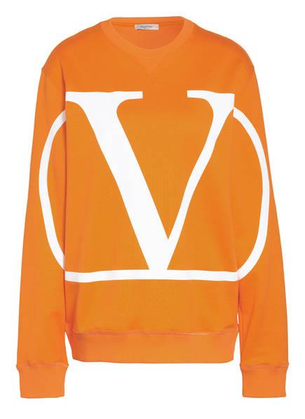 VALENTINO Sweatshirt, Farbe: ORANGE (Bild 1)