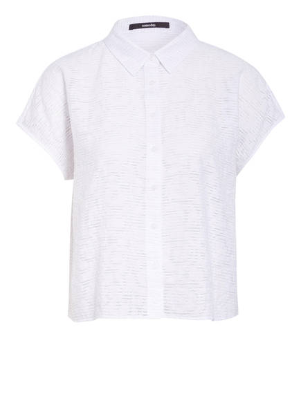 someday Bluse ZLATICA NATURAL , Farbe: WEISS (Bild 1)