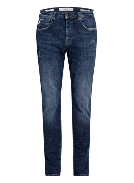 GOLDGARN DENIM Jeans JUNGBUSCH Tapered Fit , Farbe: 1090 MID BLUE (Bild 1)