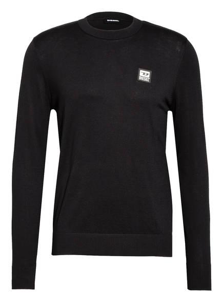 DIESEL Sweatshirt FREEX , Farbe: SCHWARZ (Bild 1)