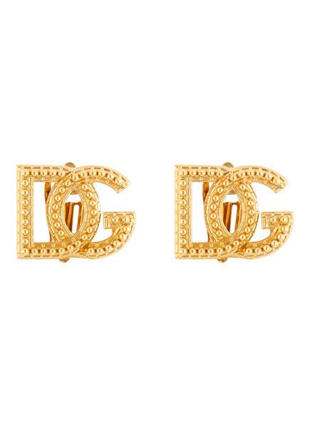 DOLCE&GABBANA Ohrclips , Farbe: GOLD (Bild 1)