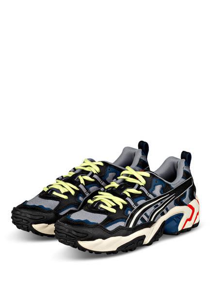 ASICS Sneaker GEL-NANDI, Farbe: GRAU/ SCHWARZ/ GELB (Bild 1)