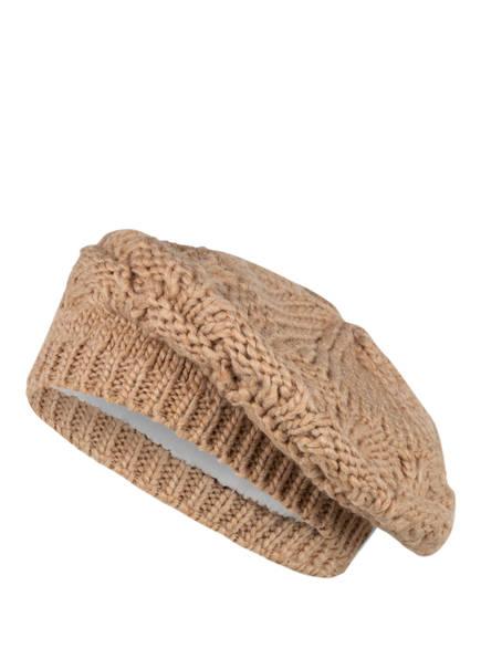 SEEBERGER Mütze , Farbe: BEIGE (Bild 1)
