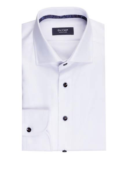 OLYMP SIGNATURE Hemd tailored fit, Farbe: WEISS (Bild 1)