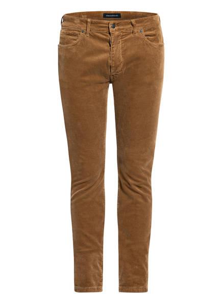 DRYKORN Cordhose JAZ Extra Slim Fit, Farbe: CAMEL (Bild 1)