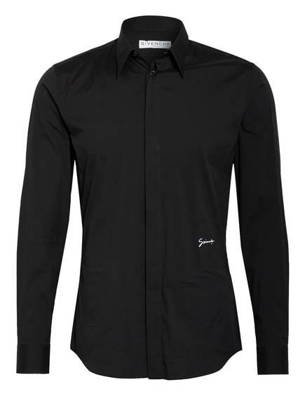 GIVENCHY Hemd Extra Slim Fit, Farbe: SCHWARZ (Bild 1)