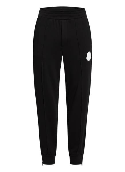 MONCLER Sweatpants Extra Slim Fit , Farbe: SCHWARZ (Bild 1)