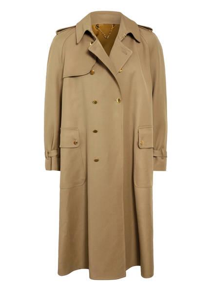 GUCCI Trenchcoat, Farbe: BEIGE (Bild 1)