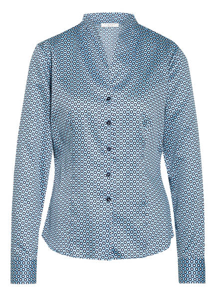 ETERNA Bluse, Farbe: HELLBLAU/ DUNKELBLAU/ WEISS (Bild 1)