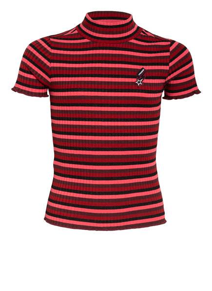 VINGINO T-Shirt HALIEKE, Farbe: ROT/ HELLROT/ DUNKELROT (Bild 1)