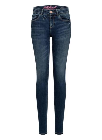 VINGINO Jeans BELIZE Super Skinny Fit, Farbe: BLAU (Bild 1)