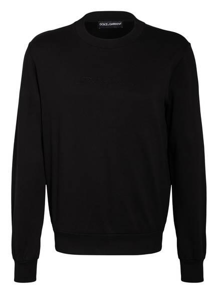 DOLCE&GABBANA Sweatshirt , Farbe: SCHWARZ (Bild 1)