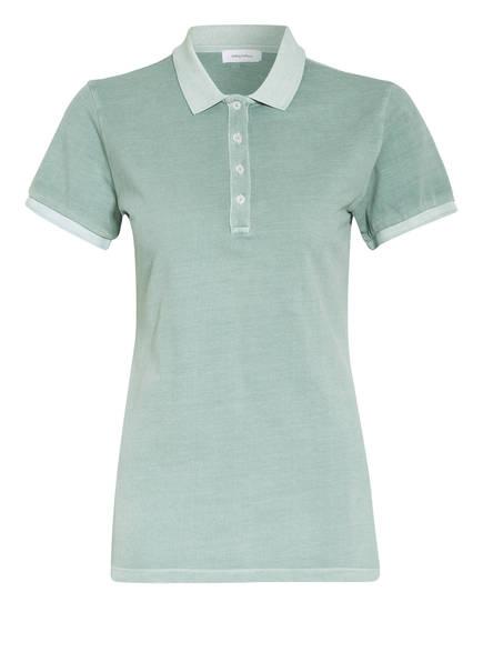 darling harbour Piqué-Poloshirt, Farbe: HELLGRÜN (Bild 1)