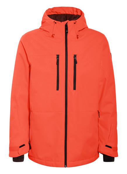 O'NEILL Skijacke PHASED, Farbe: ROT (Bild 1)