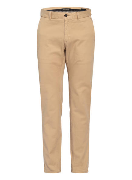 SCOTCH & SODA Chino MOTT Super Slim Fit, Farbe: BEIGE (Bild 1)