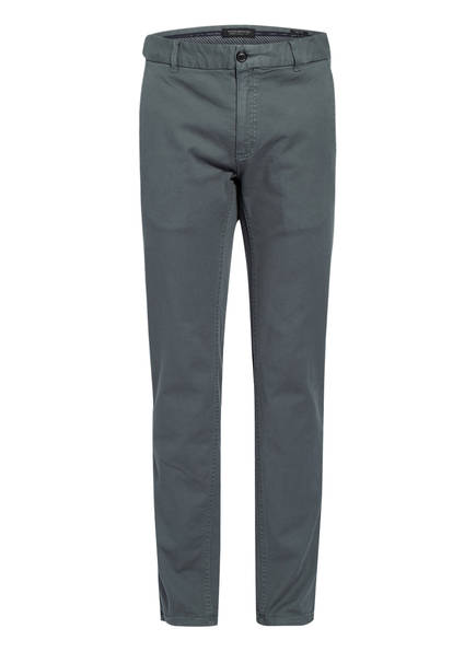 SCOTCH & SODA Chino MOTT Super Slim Fit, Farbe: GRÜN (Bild 1)