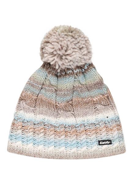Eisbär Mütze LULA, Farbe: BEIGE/ HELLBLAU/ HELLGRAU (Bild 1)