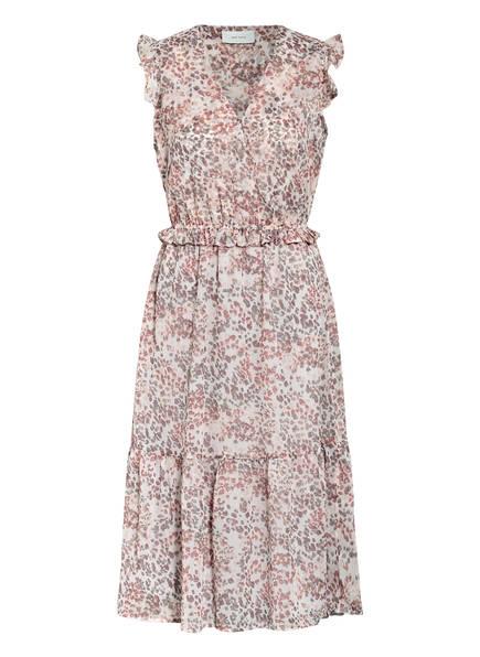 NEO NOIR Kleid SOFIE , Farbe: WEISS/ ALTROSA/ GRAU (Bild 1)