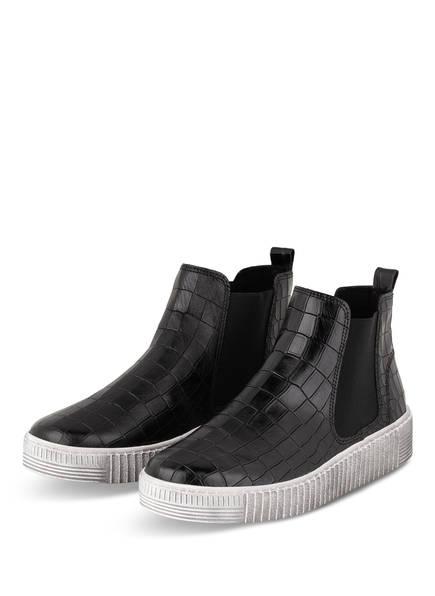 Gabor Chelsea-Boots, Farbe: SCHWARZ (Bild 1)
