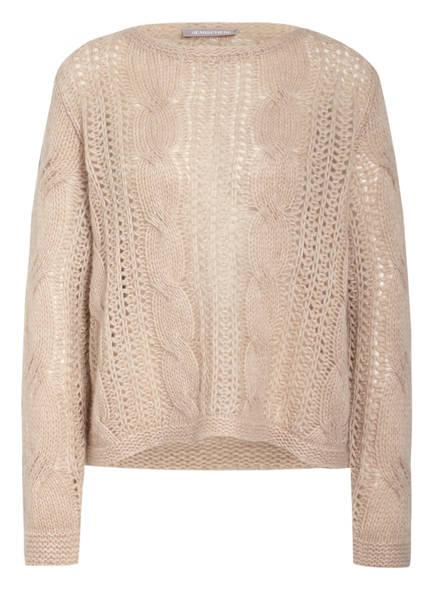 HEMISPHERE Cashmere-Pullover, Farbe: CREME (Bild 1)