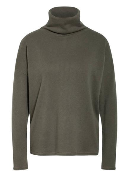 HEMISPHERE Cashmere-Pullover, Farbe: OLIV (Bild 1)
