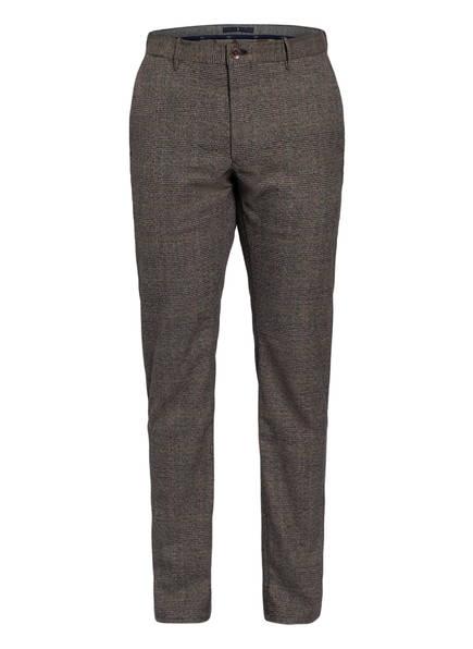 JOOP! JEANS Hose STEEN Slim Fit, Farbe: BRAUN/ SCHWARZ/ GRAU KARIERT (Bild 1)