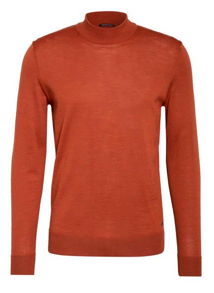 strellson Pullover MARTIN, Farbe: DUNKELORANGE (Bild 1)